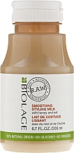 Fragrances, Perfumes, Cosmetics Smoothing Milk - Biolage R.A.W. Smoothing Styling Milk