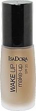 Fragrances, Perfumes, Cosmetics Foundation - IsaDora Wake Up Make-Up Foundation SPF 20