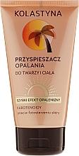 Fragrances, Perfumes, Cosmetics Body Tan Accelerator - Kolastyna Sun Tan Accelerator
