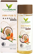 Fragrances, Perfumes, Cosmetics Almond & Coconut Body Oil - Cosnature Aromatherapy Body Oil Almond & Coconut