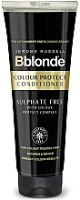 Fragrances, Perfumes, Cosmetics Hair Conditioner - Jerome Russell Bblonde Colour Protect Conditioner