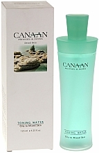 Fragrances, Perfumes, Cosmetics Toning Water for Oily & Combimation Skin - Canaan Minerals & Herbs Toning Water Normal to Oily Skin