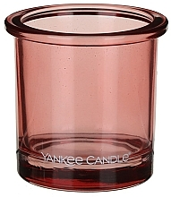 Fragrances, Perfumes, Cosmetics Tealight Votive Holder - Yankee Candle POP Coral Tealight Votive Holder