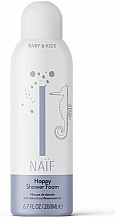 Fragrances, Perfumes, Cosmetics Shower Foam - Naif Happy Shower Foam