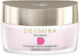 Fragrances, Perfumes, Cosmetics Regenerating Cream 70+ - Dermika Re.Visage