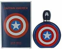 Fragrances, Perfumes, Cosmetics Marvel Captain America - Eau de Toilette