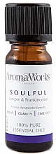 Fragrances, Perfumes, Cosmetics Essential Oil Blend - AromaWorks Soulful Essential Oil