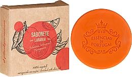 Fragrances, Perfumes, Cosmetics Natural Soap - Essencias De Portugal Living Portugal Orange