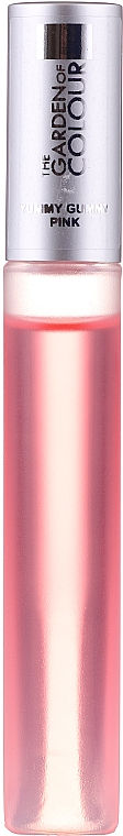 Nail & Cuticle Oil, in stick - Silcare The Garden Of Colour Yummy Gummy Pink