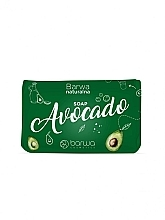 "Fragrances, Perfumes, Cosmetics Soap ""Avocado"" - Barwa Soap Avocado"
