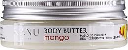 "Fragrances, Perfumes, Cosmetics Body Butter ""Mango"" - Kanu Nature Mango Body Butter"
