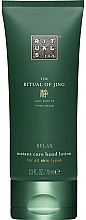 Fragrances, Perfumes, Cosmetics Hand Lotion - Rituals The Ritual of Jing Hand Lotion