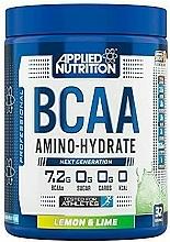 "Fragrances, Perfumes, Cosmetics Sports Nutrition ""Lemon & Lime"" - Applied Nutrition BCAA Amino-Hydrate Lemon Lime"