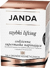 Fragrances, Perfumes, Cosmetics Facial Lifting Day Super-Mask - Janda