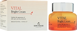 Fragrances, Perfumes, Cosmetics Fortified Tone Up Cream - The Skin House Vital Bright Cream