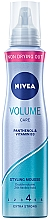"Fragrances, Perfumes, Cosmetics Keratin Protect Hair Mousse ""Volume Sensation"" - Nivea Hair Care Volume Sensation Styling Mousse"