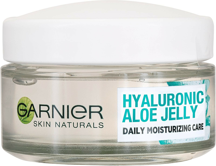 Moisturizing Gel - Garnier Skin Naturals Hyaluronic Aloe Jelly