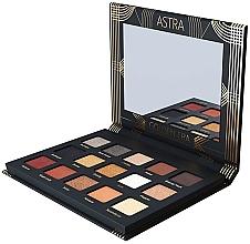 Fragrances, Perfumes, Cosmetics Eye Palette - Astra Make-up Golden Era Eyeshadow Palette