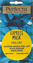 Fragrances, Perfumes, Cosmetics Algae Peel-Off Mask - Perfecta Express Mask