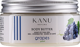 "Fragrances, Perfumes, Cosmetics Body Butter ""Greek Grape"" - Kanu Nature Greek Grape Body Butter"