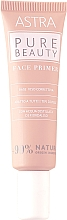 Fragrances, Perfumes, Cosmetics Primer - Astra Make-up Pure Beauty Face Primer