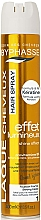 Fragrances, Perfumes, Cosmetics Hair Spray - Byphasse Keratin Shine Effect Strong Hold Hair Spray