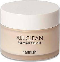 Fragrances, Perfumes, Cosmetics Moisturizing Face Cream - Heimish All Clean Blemish Cream