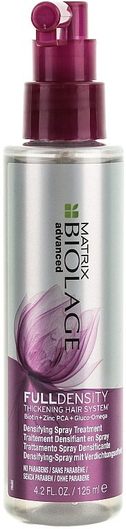 Full Density Spray for Thin Hair - Biolage Full Density Spray Treatment