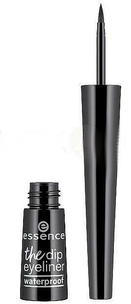 Waterproof Eyeliner - Essence The Dip Eyeliner Waterproof