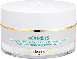 Fragrances, Perfumes, Cosmetics Moisturizing Face Cream - Methode Jeanne Piaubert Soothing Nutri-Repair Face Cream