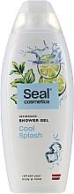 "Fragrances, Perfumes, Cosmetics Shower Gel ""Mint and Lime"" - Seal Cosmetics Shower Gel"