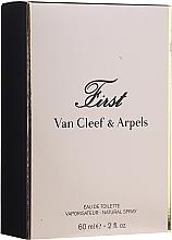 Fragrances, Perfumes, Cosmetics Van Cleef & Arpels VC&A First - Eau de Toilette