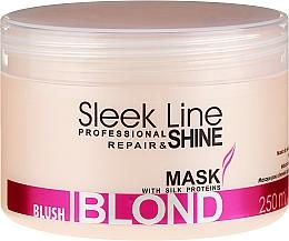 Fragrances, Perfumes, Cosmetics Hair Mask - Stapiz Sleek Line Blush Blond Mask