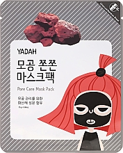 Fragrances, Perfumes, Cosmetics Pore Tightening Face Sheet Mask - Yadah Pore Care Mask Pack
