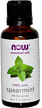 Fragrances, Perfumes, Cosmetics Essential Spearmint Oil - Now Foods Essential Oils 100% Pure Spearmint