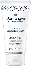 Fragrances, Perfumes, Cosmetics Caring Hand Cream for Dry Skin - Barnangen Balans Caring Hand Cream