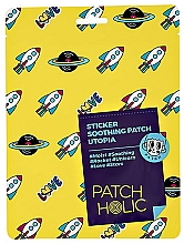 Fragrances, Perfumes, Cosmetics Face Patches - Patch Holic Sticker Soothing Patch Utopia