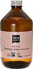 Fragrances, Perfumes, Cosmetics Intimate Washing Lotion - Fair Squared Apricot Washing Lotion Intimate