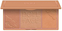 Fragrances, Perfumes, Cosmetics Highlighter - Doll Face Glow Baby Glow Highlighting Palette
