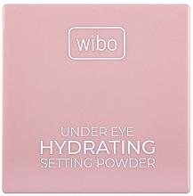 Moisturizing Eye Powder - Wibo Under Eye Hydrating Setting Powder — photo N1