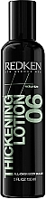 Fragrances, Perfumes, Cosmetics Hair Styling Lotion - Redken Thickening Lotion 06 Body Builder