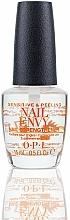 Fragrances, Perfumes, Cosmetics Sensitive & Peeling Nail Vitamin E Treatment - O.P.I Nail Envy Sensitive & Peeling