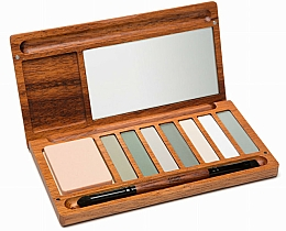 Fragrances, Perfumes, Cosmetics Eyeshadow Palette - Alilla Cosmetics Forest Palette