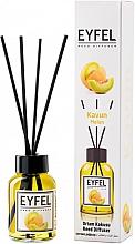 "Fragrances, Perfumes, Cosmetics Reed Diffuser ""Melon"" - Eyfel Perfume Reed Diffuser Melon"