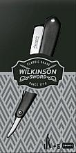 Fragrances, Perfumes, Cosmetics Cut Throat Razor + 5 Replaceable Blades - Wilkinson Sword Vintage Edition Cut Throat