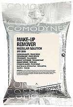 Fragrances, Perfumes, Cosmetics Cleansing Wipes for Dry Skin - Comodynes Make-up Remover Micellar Solution