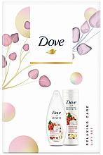 Fragrances, Perfumes, Cosmetics Set - Dove Relaxing Care (sh/gel/250ml + b/balm/250ml)