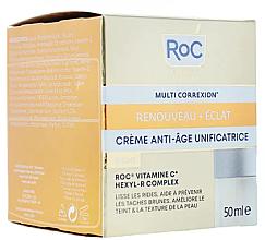 Fragrances, Perfumes, Cosmetics Face Cream - Roc Multi Correxion Anti-Aging Unifying Cream