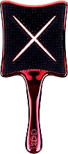 Fragrances, Perfumes, Cosmetics Detangler Brush - Ikoo Paddle X Metallic Let's Tango