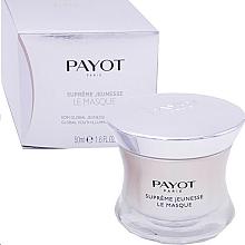 Fragrances, Perfumes, Cosmetics Rejuvenating Moonstone Face Mask  - Payot Supreme Jeunesse Le Masque